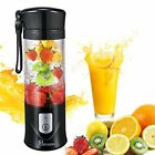 Portable Juicer Blender, Beckool Travel Personal USB Mixer Juice Cup w