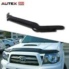 Autex Smoke Bug Deflector Front Hood Shields Protector for 12 2015 Toyota Tacoma