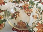 Vintage Clear 437 Anchor Hocking Fire King 1 1/ 2 Quart Casserole Dish - nice!
