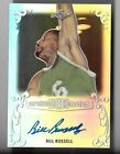 BILL RUSSELL 2017 LEAF SPORTS HEROES AUTO AUTOGRAPH CARD!