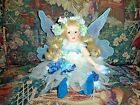 Cindy McClure Blue Fairy Doll