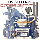 Acer 5742 with i3 CPU heatsink to replace 5552 LA 6552 AMD MotherboardUS Loc A