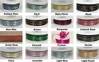 1 8 Double Face Satin Ribbon With Gold Edge 100 Yards