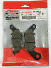 GENUINE YAMAHA BRAKE PADS R15 5D9-F5805-01 s/s from 5D9-W0045-01