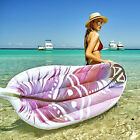 Pool Float Inflatable Summer Beach Air Bed Lounger Swimming Toy Party Relax Raft