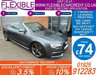 2013 AUDI A5 20 TDI SPECIAL EDITION GOOD BAD CREDIT CAR FINANCE AVAILABLE
