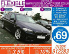 2011 BMW 535D 30 TD M SPORT GOOD BAD CREDIT CAR FINANCE FROM 69 P WK