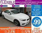 2014 BMW M235i 30 AUTO GOOD BAD CREDIT CAR FINANCE FROM 99 P WK