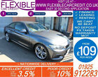 2015 BMW 435D 30 XDRIVE M SPORT GOOD BAD CREDIT CAR FINANCE FROM 109 P WK