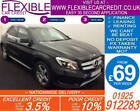 2015 MERCEDES GLA200 CDI AMG LINE GOOD BAD CREDIT CAR FINANCE FROM 69 P WK