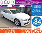 2013 BMW 730D 30 TD M SPORT GOOD BAD CREDIT CAR FINANCE FROM 84 P WK