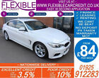 2015 BMW 420D 20 M SPORT GRAN COUPE GOOD BAD CREDIT CAR FINANCE FROM 84 P WK