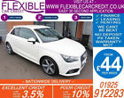 2011 AUDI A1 14 TFSI SPORT AUTO GOOD BAD CREDIT CAR FINANCE FROM 44 P WK