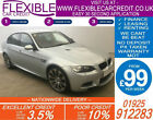 2011 BMW M3 40L SEMI AUTO GOOD BAD CREDIT CAR FINANCE AVAILABLE
