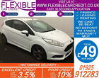 2015 FORD FIESTA 16 ECOBOOST ST 2 GOOD BAD CREDIT CAR FINANCE FROM 49 P WK