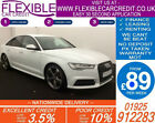 2015 AUDI A6 20 TDI ULTRA BLACK EDITION GOOD BAD CREDIT CAR FINANCE AVAILABLE