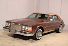 1983 Cadillac Seville  1983 for $8000 dollars