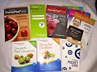 Weight Watchers 2012 PointsPlus Books Complete Food  Dining Out Companion +++