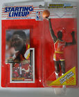 1993 Starting Lineup Dominique Wilkins Atlanta Hawks Kenner Basketball Figure