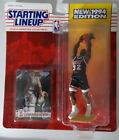 1994 Starting Lineup Harold Miner Miami Heat Kenner Basketball Figure