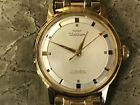 Vintage Waltham 17 Jewel Shockproof Gold Electroplated Watch *Free Shipping*