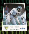 ANDRE WATERS Autographed Print