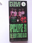 Public Enemy APOCALYPSE 91:THE ENEMY STRIKES BLACK cd LONGBOX(long box)ANTHRAX