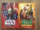 Lot of 2 Star Wars Agent of the Empire Vol 1  2 TP TPB NEW