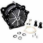 Shallowcut Venturi Air Cleaner Intake Filter System For Harley Softail 1993 2013
