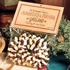 Popcorn Christmas Garland for Tree, Wreath or Pine Garland ap