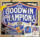 2012 Upper Deck UD GOODWIN CHAMPIONS Baseball Hobby BOX Auto Patch Relic Card