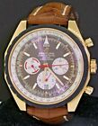 Breitling Chrono-matic 49 R14360 18K Rose gold 49mm auto chronograph men's watch