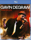 Gavin DeGraw: Sweeter Live (Blu-ray Disc, 2013) NEW AND SEALED