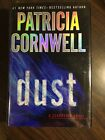 Patricia Cornwell Signed 1st Edition Dust Never Read W protective Cover