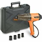 8.5 Amp Powerful Impact Wrench Kit Ergonomically designed Drive Hog Ring Anvil