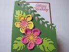 Botanical Blooms Happy Birthday Friendship Congrates Card Kit w Some Stampin Up