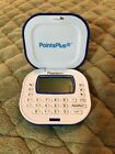 Weight Watchers Points Plus Calculator Blue w Battery Fully Tested