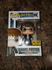 Funko Pop! Harry Potter With Gryffindor Sword #09 Hot Topic Exclusive Brand New
