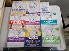 9 THE BIGGEST LOSER CALORIE COUNTER COOKBOOK QUICK EASY FLAVORS WORLD FAMILY