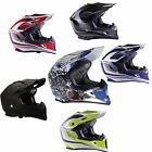 Viper RSX95 Motorbike MX Helmet Off Road Motorcycle Moped Aggressive Style