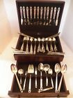 INTERNATIONAL ROYAL DANISH STERLING SILVER FLATWARE SET NO MONOGRAMS 96 PC