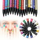 Drawing Painting UV Gel Polish Manicure Tool 3D Nail Art Pen for 15 Colors