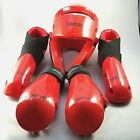 Century Red Taekwondo Kickboxing MMA Karate Medium/Large Kid/Adult Sparring Gear