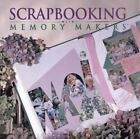 SCRAPBOOKING WITH MEMORY MAKERS NEW SOFTCOVER LAYOUTS PAGES IDEAS TIPS