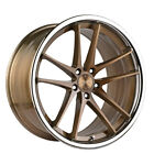 20 VERTINI RF15 FORGED BRONZE CONCAVE WHEELS RIMS FITS NISSAN 350Z