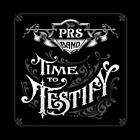 THE PAUL REED SMITH BAND - TIME TO TESTIFY NEW CD