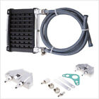 Universal CNC Engine Oil Cooler/Radiator Kit 125cc 150cc PIT PRO Trail Dirt Bike