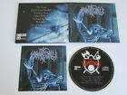 VOMITORY Redemption CD 1999 VERY RARE DEATH ORIGINAL 1st PRESSING FADELESS!!!