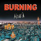 Burning-Altura  CD NEW