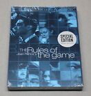 Criterion Collection 216 Rules of the Game by Jean Renoir Sealed 2 Disc DVD Set